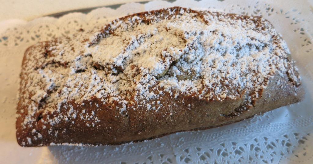 Feiner Zucchini-Kuchen mit Buchweizenmehl