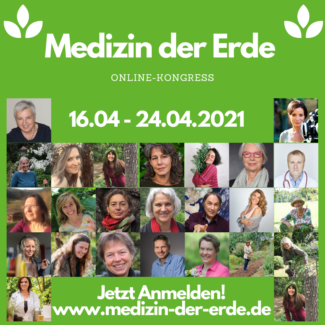 """Medizin der Erde"" Online-Kongress"